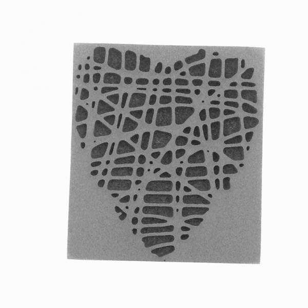 Artfoamie Rope Heart (no buddy)