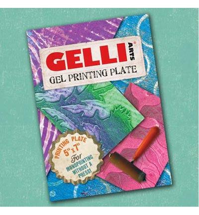 Gelli Printing Plates 12.7x17.78cm / 5x7inch