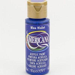 Deco Art Americana Blue Violet