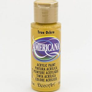 Deco Art Americana True Ochre