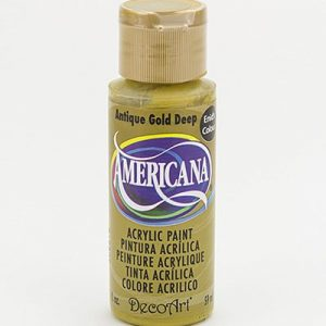 Deco Art Americana Antique Gold Deep