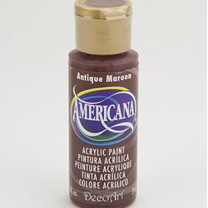 Deco Art Americana ANtique Maroon