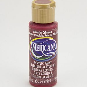 Deco Art Americana Alazarin Crimson