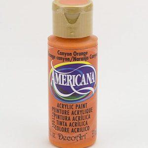 Deco Art Americana Canyon Orange