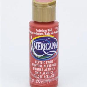 Deco Art Americana Cadmium Red
