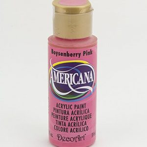 Deco Art Americana Boysenberry Pink