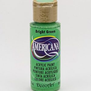 Deco Art Americana Bright Green