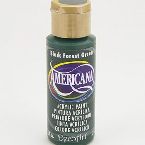 Deco Art Americana Black Forest Green