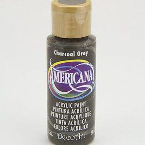 Deco Art Americana Charcoal Grey