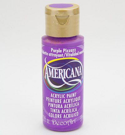 Deco Art Americana Purple Pizzaz