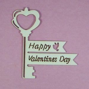 Chipboard happy valentines day