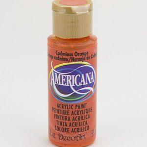 Deco Art Americana Cadmium Orange