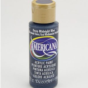 Deco Art Americana Deep Midnight Blue