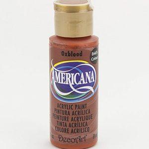 Deco Art Americana Oxblood