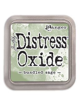 DIST OXIDE PAD 3 X 3, BUNDLED SAGE LET OP PRE ORDER!!