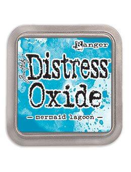 DIST OXIDE PAD 3 X 3, MERMAID LAGOON LET OP PRE ORDER!!