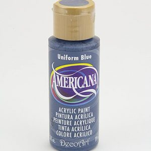Deco Art Americana Uniform Blue