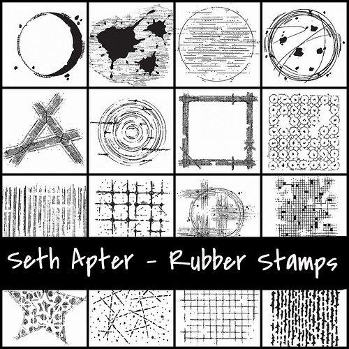Seth Apter Stamps
