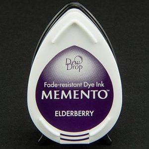 Memento Dew Drops Elderberry