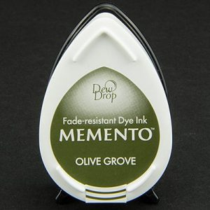 Memento Dew Drops Olive Grove