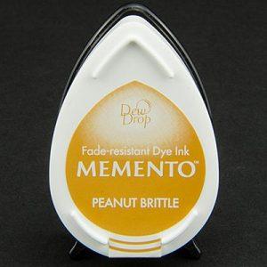 Memento Dew Drops Peanut Bruttle