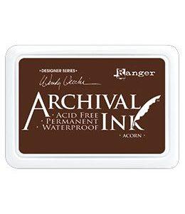 Archival Ink Acorn