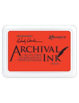 Archival Ink Poppy