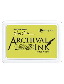 Archival Ink Prickly Pear
