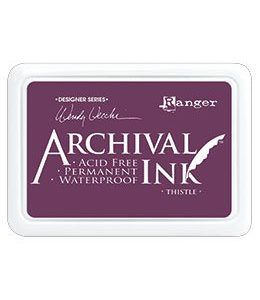 Archival Ink Thistle