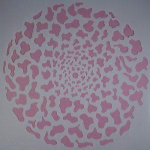 Stencil Mandala stijl 2 (Xx-Large)