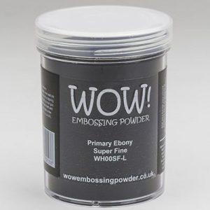 Wow! 160ml WH00SFL - Primary Ebony