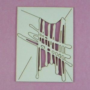 Chipboard Grunge stijl 010