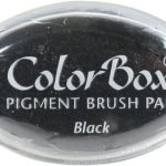 Clearsnap ColorBox Pigment Ink Cat's Eye Black