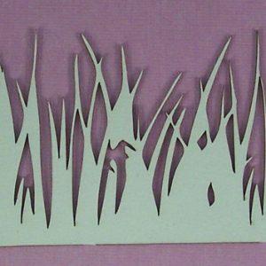 Chipboard Graspollen stijl 5