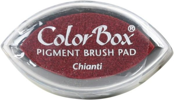 Clearsnap ColorBox Pigment Ink Cat's Eye Chianti