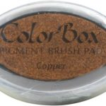 Clearsnap ColorBox Pigment Ink Cat's Eye Copper