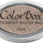 Clearsnap ColorBox Pigment Ink Cat's Eye Dune