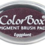 Clearsnap ColorBox Pigment Ink Cat's Eye Eggplant