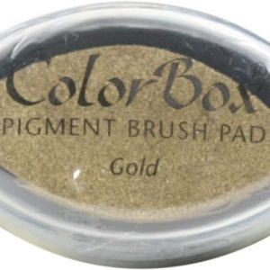 Clearsnap ColorBox Pigment Ink Cat's Eye Gold