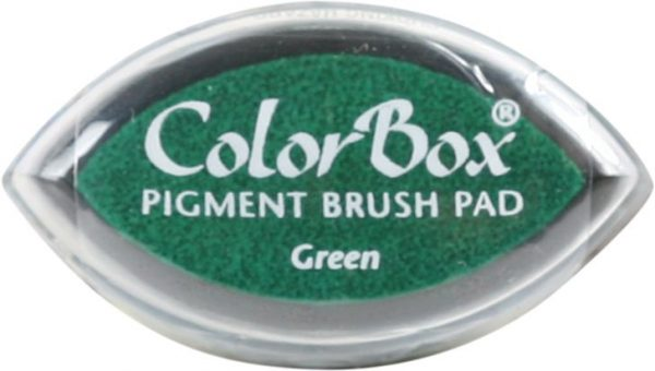 Clearsnap ColorBox Pigment Ink Cat's Eye Green
