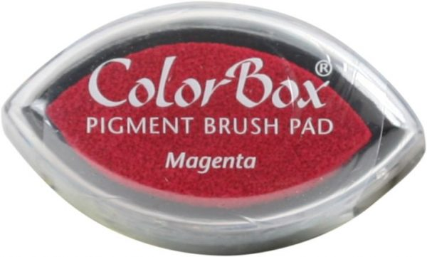 Clearsnap ColorBox Pigment Ink Cat's Eye Magenta