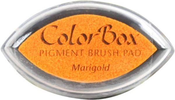 Clearsnap ColorBox Pigment Ink Cat's Eye Marigold