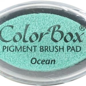 Clearsnap ColorBox Pigment Ink Cat's Eye Ocean
