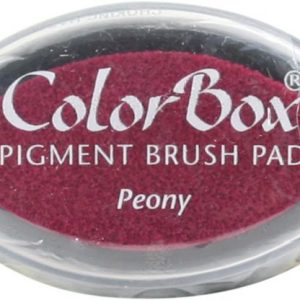 Clearsnap ColorBox Pigment Ink Cat's Eye Peony