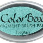 Clearsnap ColorBox Pigment Ink Cat's Eye Seaglass