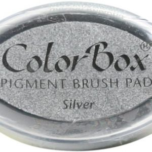 Clearsnap ColorBox Pigment Ink Cat's Eye Silver