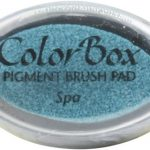 Clearsnap ColorBox Pigment Ink Cat's Eye Spa