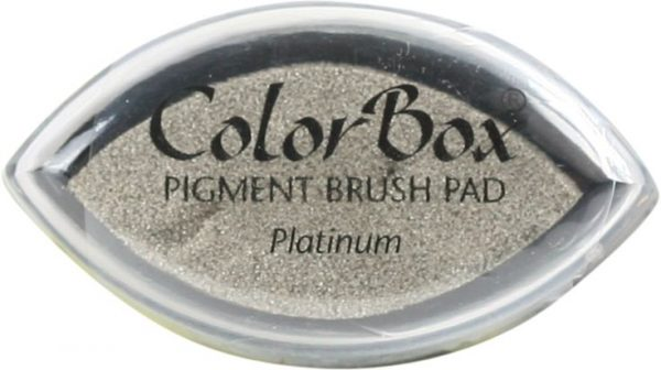 Clearsnap ColorBox Pigment Ink Cat's Eye Platinum