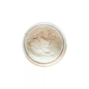 Finnabair Art Ingredients Mica Powder .6oz Silver