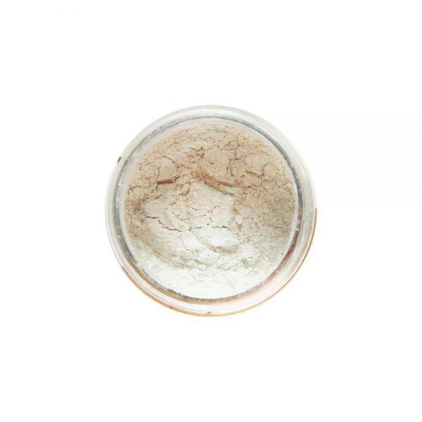 Finnabair Art Ingredients Mica Powder .6oz Silver